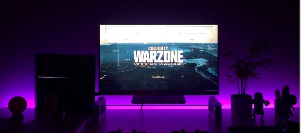 Best Monitor For Warzone